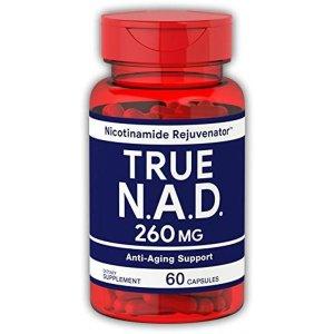 True NAD 260 mg 60 Capsules Nicotinamide