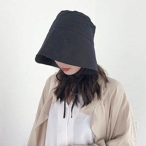 코튼 여성 벙거지 보넷모자 여름모자 비치캡