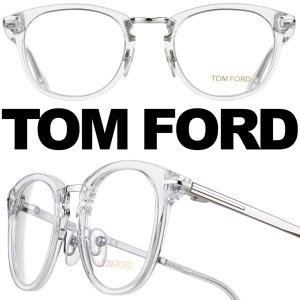 톰포드 명품안경테 TF5466-026 투명뿔테 동그란안경테