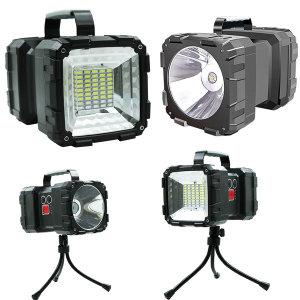 LED 후레쉬 작업등 랜턴 서치라이트 투광기 W844삼각대