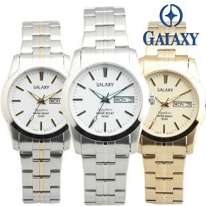 오리엔트 갤럭시 야광기능 사파이어 글라스 손목시계