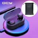 qcy t2s 최신판 t1s 업데이트버전 무선충전 이어폰