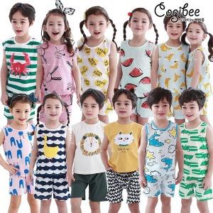 꼬지비 여름 아동실내복/홈웨어/아동내의/아동잠옷