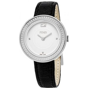 F354034011 Fendi MyWay Womens-large Stainless Ste