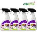 매직싹 욕실 청소 (500ml 4개)/화장실청소/세제