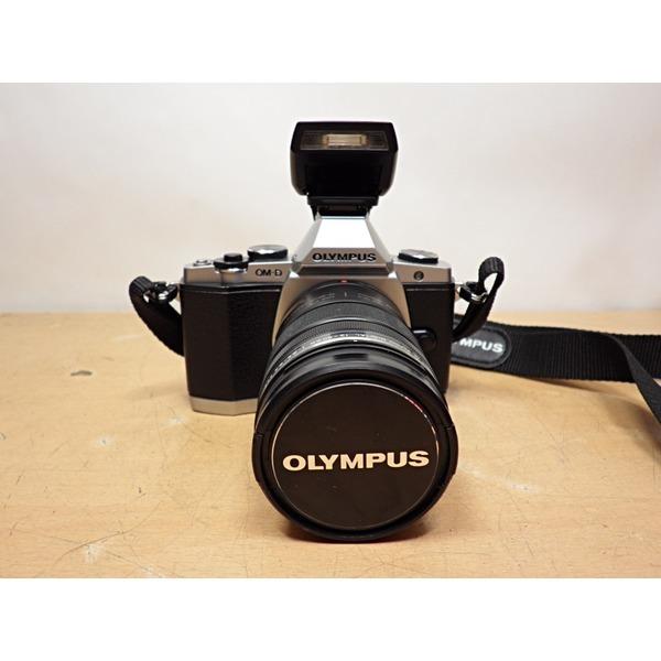 올림푸스 미러리스카메라 OM-D E-M5 + 12-50mm