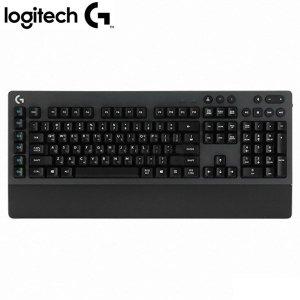 로지텍코리아 G613 LIGHTSPEED 무선 기계식 키보드 9