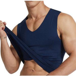 아이스나시티 1P 남성 남자 민소매 런닝 나시 티 셔츠