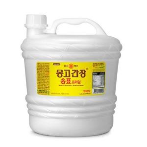몽고식품 송표프라임간장 3.8L
