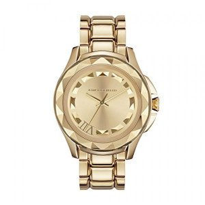 Karl Lagerfeld 44mm  Unisex Karl 7 Gold Ion-Plated