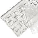 맥북 신형 키보드2 투명 키스킨 충전형