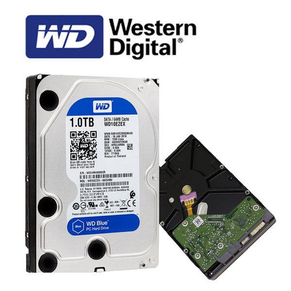WD 1TB BLUE WD10EZEX 컴퓨터 HDD 하드디스크
