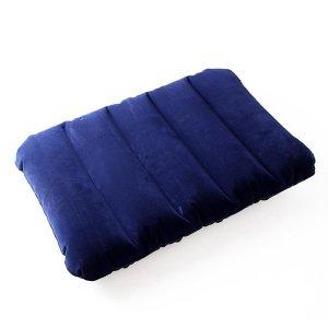 캠핑 여행용 공기 에어 베개/ 휴대용베개 캠핑용 쿠션