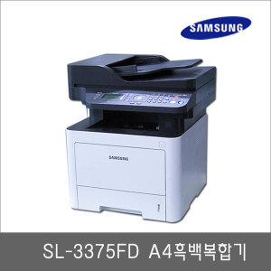 삼성 SL3375/A4흑백복합기/중고/ADCOM 드럼/토너제공