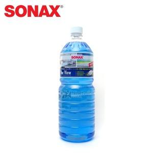 무료배송 소낙스 에탄올 워셔액 더뷰-1.8L+사은품