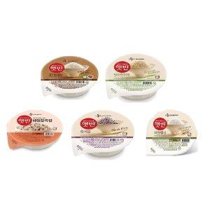CJ 햇반 이천쌀밥 210g x 36개 (2박스)