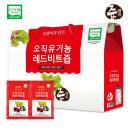 즙쟁이 유기농 레드비트즙 1박스 30포 비트즙