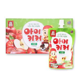 아이키커 사과맛 100ml X 10포/어린이/음료/홍삼