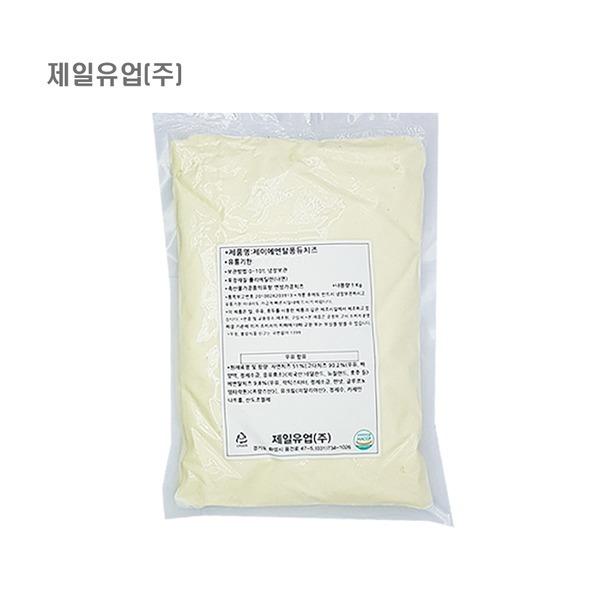 제일유업 제이에멘탈 퐁듀치즈 1kg