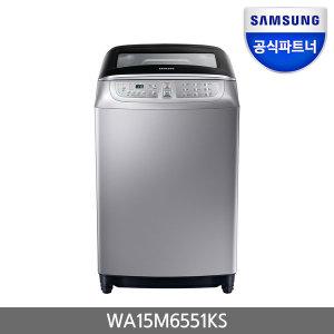 워블 세탁기 15kg WA15M6551KS 인버터모터