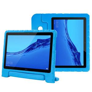 화웨이 미디어패드 T5 10 에바폼안전케이스-블루
