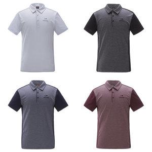 STRIPE(스트라이프) 남성 폴로 티셔츠 / 등산티 반팔 (DMS18219)