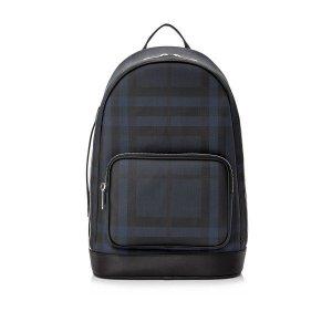 Burberry London Check Zip Around Backpack 8005161