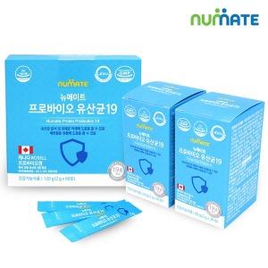 .프로바이오 유산균19 (60포)/생유산균 프락토 장건강