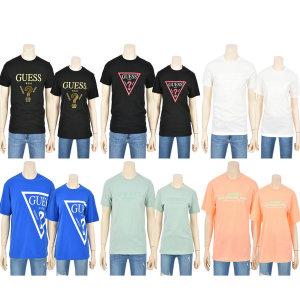 남여공용 캐주얼 반팔 티셔츠 MJ2K9407외 11종 택1