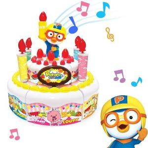 뽀로로 멜로디생일케이크/뽀로로 노래하는 생일케이크