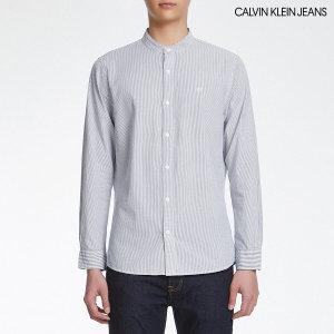 (신세계경기점)남성 헨리넥 스트라이프 셔츠(J311621)