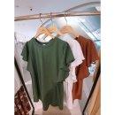 (로프나인) (대구신세계)날개티셔츠M19210142