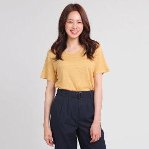 루즈핏 슬럽 티셔츠 (4colors)_RMHW926G02