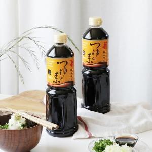 닌벤 쯔유 1L 메밀소바 모밀소바 우동육수 일본소스