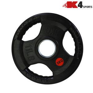 K4스포츠아몸디 파워원판 바벨원판 역기원판 5kg (K45)