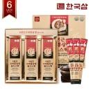 6년근 고려홍삼정 골드스틱 1박스/홍삼 스틱/홍삼 선물