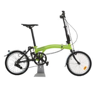 LUIGINO 루이지노 루이16 알루미늄3단 접이식자전거