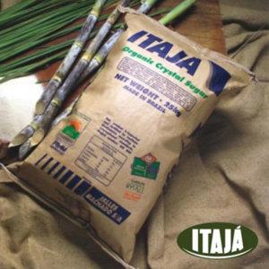 잘레스 이타자 유기농 황설탕 100% 유기농 25kg