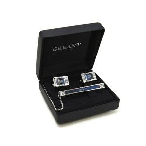젠틀안트 패션잡화 넥타이핀 커프스셋트 GR08-1D806