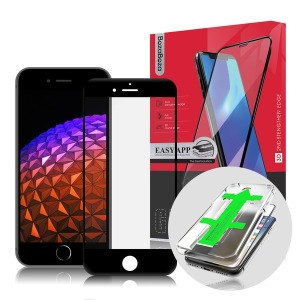 BozaBoza 3D 아이폰 X/XS 퍼펙트핏 풀커버 강화유리
