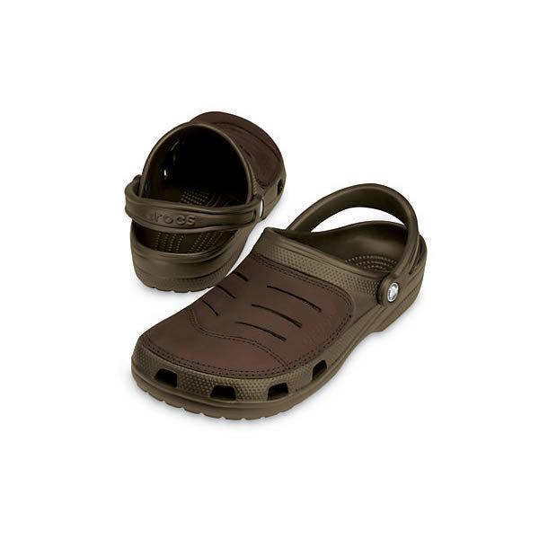 (현대백화점) 크록스 남성용 보고타 클로그 초콜릿 11038-280 HDDCM 샌들 슬리퍼