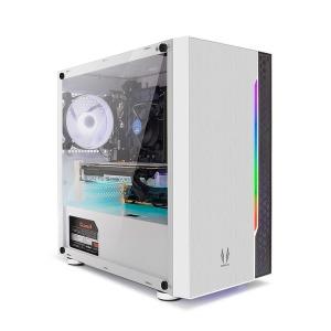GAMING i5F GTX1660TI 화이트 조립PC(9400F/16G/240G)