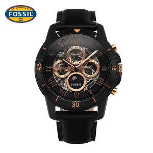 파슬시계 FOSSIL  ME3138 / Grant Sport 오토매틱 남성용 가죽시계 4