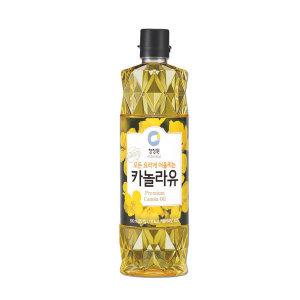 식용유 알뜰 실속 제품 카놀라유 500ml