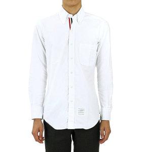 톰브라운  MWL010E 00139 100 남자 클래식 옥스포드 셔츠