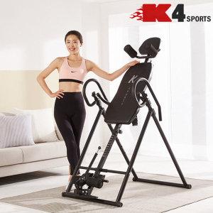 K4스포츠아몸디 허리운동 스트레칭 거꾸리(K306) 블랙