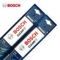 보쉬 V4 클리어핏 와이퍼 2개 1세트 자동차와이퍼