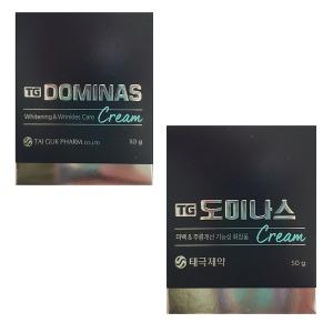 태극제약 TG도미나스 크림 50g 미백 기미크림 도미나