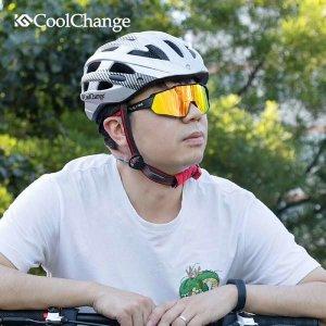 (현대Hmall)CoolChange 자전거전용 NEW와이드편광고글 자전거고글