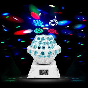 LED 오리온 고급형 미러볼조명 특수조명 노래방조명